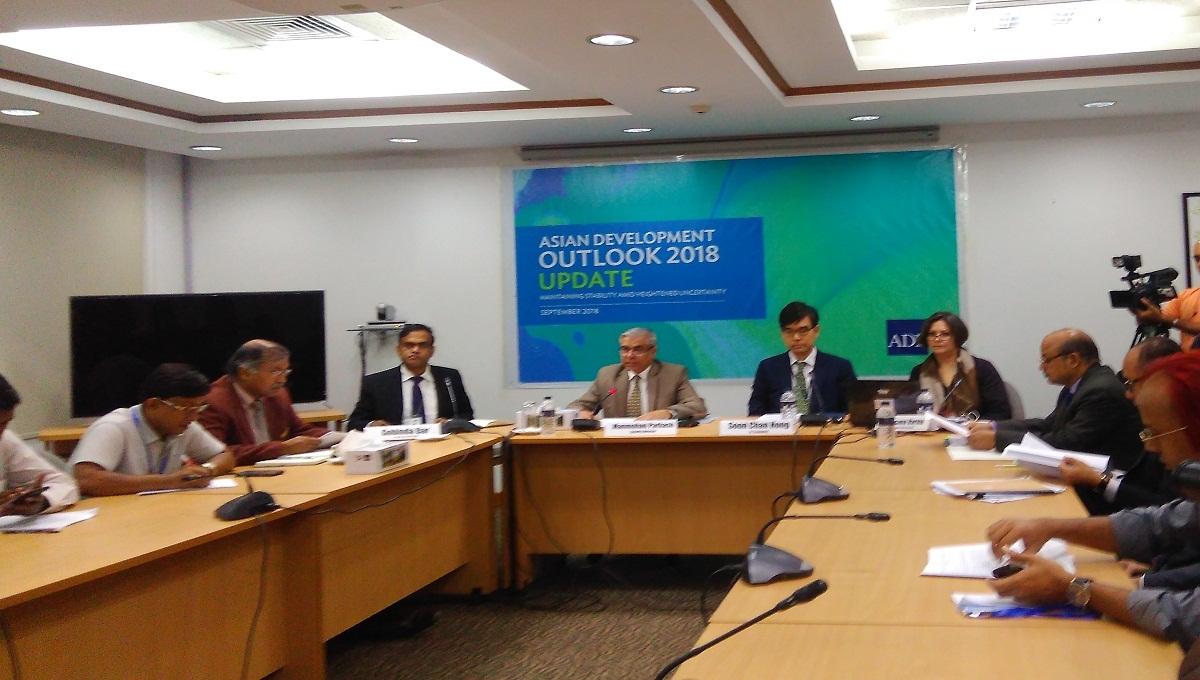 Bangladesh posts 7.9 pc GDP growth in 2018FY, says ADB