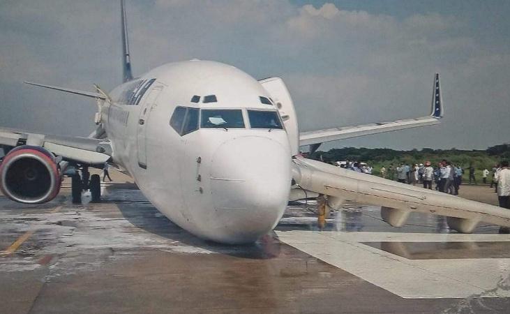 US-Bangla plane makes emergency landing in Chattogram (Video)