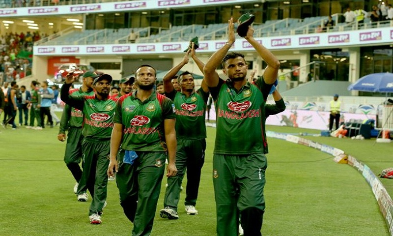 Bangladesh face Pakistan in Asia Cup