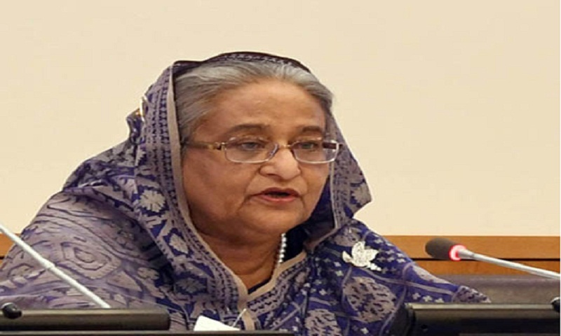 PM Sheikh Hasina stresses UN role for global cyber security