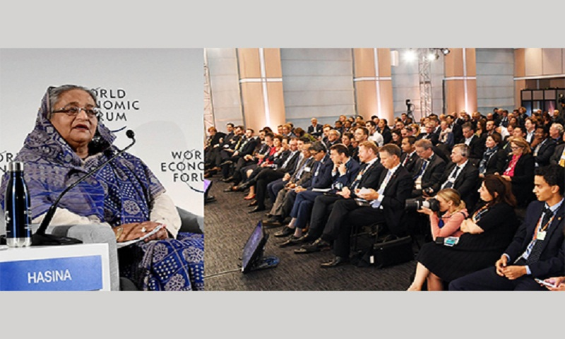 PM Sheikh Hasina urges int'l community to ensure easy transfer of technology