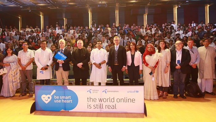 Grameenphone, Telenor, UNICEF roll out safe internet programme