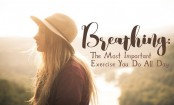 Breath is the most important thing during workout