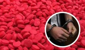 Two held with 10,000 Yaba pills at Teknaf