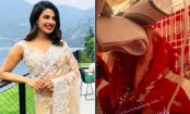 Priyanka Chopra shares her bengali bride look from The Sky Is Pink