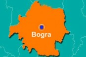 Two killed in Bogura road crash