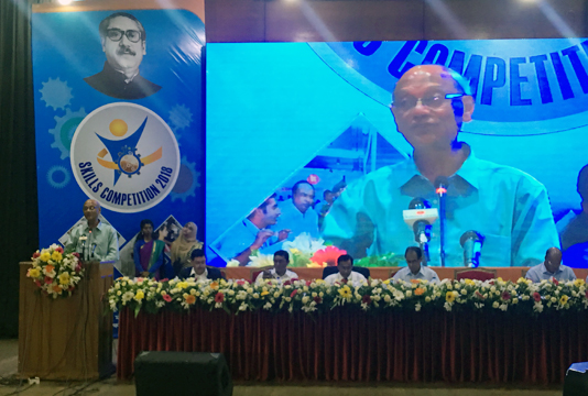 Government targets 30 percent enrolment in technical education by 2030: Nahid