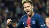 PSG concedes first goal but beats Reims 4-1; Lyon wins 3-0