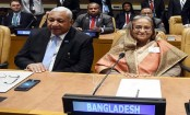 PM Sheikh Hasina for putting world on track of Paris Agreement