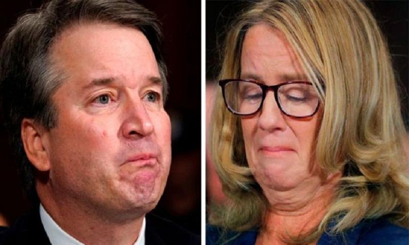Brett Kavanaugh denies Christine Blasey Ford sex assault claim