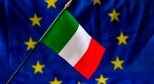 European Union slams Italy budget as stocks plunge