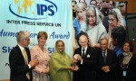 PM Sheikh Hasina receives 'International Achievement Award' and 'Special Distinction Award for Outstanding Leadership'