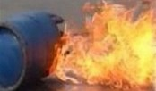 Four friends at tea stall burnt as gas cylinder explodes