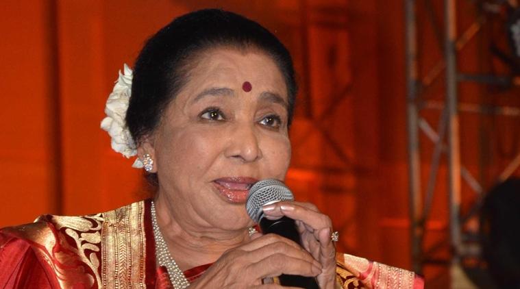 Asha Bhosle supports women fighting injustice