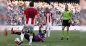 Valverde rests Messi against Bilbao but Barcelona drop more points