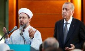 Turkey's Erdogan opens mosque in German city of Cologne