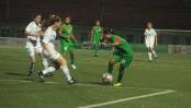 Bangladesh girls reach SAFF U-18 semifinal crushing Pakistan 17-0