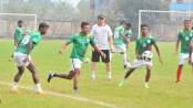 Bangabandhu International Gold Cup football begins
