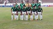 Bangabandhu International Gold Cup: Bangladesh off to good start