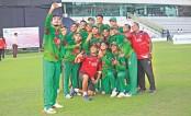U-19 Asia Cup: Bangladesh beat Pakistan by three wickets