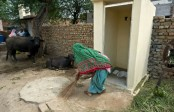 An Indian village's fight to take the 'poo to the loo'