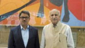 Shahriar meets MJ Akbar; discusses ways of strengthening ties