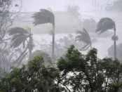 Met office forecasts cyclone this month