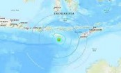 Twin quakes hit off Indonesian island of Sumba: USGS