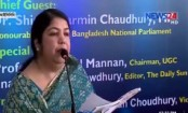 Students are beginner of new dawn: Speaker Shirin Sharmin