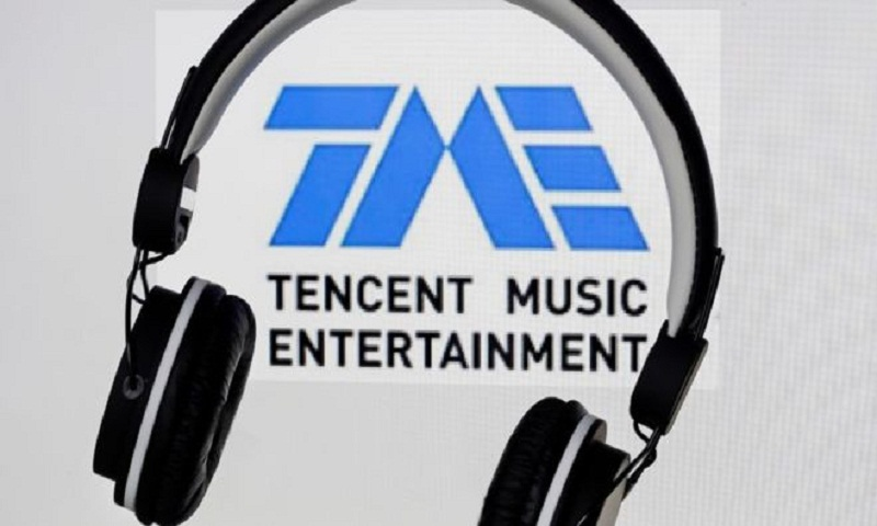 China's Tencent Music applies to list in the US