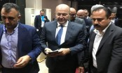 Kurdish moderate Barham Saleh elected Iraq president
