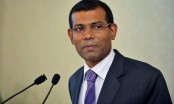 Exiled Maldives leader vows to return home