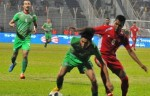 Tajikistan off to good start beating holders Nepal 2-0