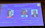 Trio win Nobel Chemistry Prize for evolution research