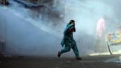 Fire guts Gazipur RMG factory