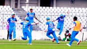 U-19 Asia Cup: Bangladesh narrowly miss final conceding 2-run defeat against India