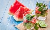 Reduce weight and belly fat by drinking infused water