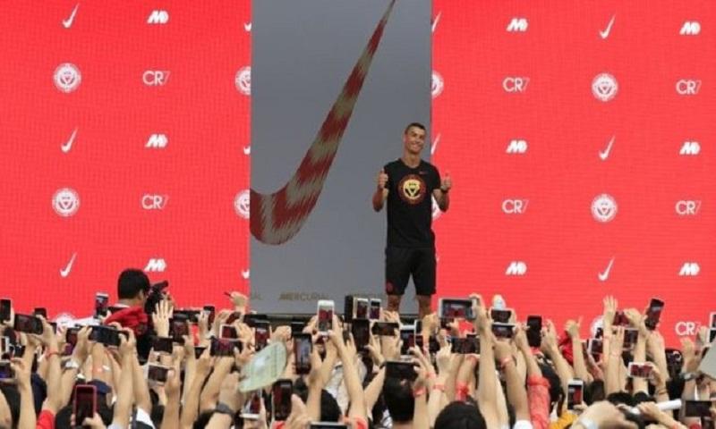 Cristiano Ronaldo rape allegation: Nike expresses deep concern