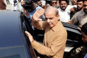 Pakistan anti-graft agents arrest opposition leader Shahbaz Sharif