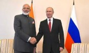 Modi, Putin begin talks at India-Russia summit