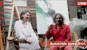 Artist Shahabuddin seeks donation for making film on Bangladesh