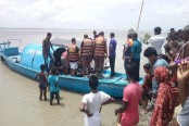 20 missing as trawler capsizes in Turag river