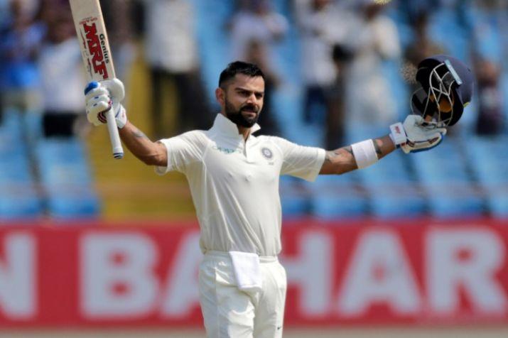 Virat Kohli quickest to 24th Test ton after Donald Bradman