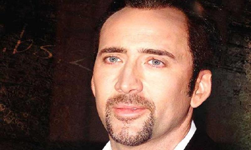 Nicolas Cage had drinking coach