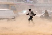 Dhaka awaits terrible dust pollution as winter approaches