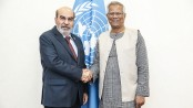 FAO chief meets Dr Yunus in Rome