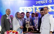Prime Minister Sheikh Hasina urges Lions Clubs to continue service to humanity