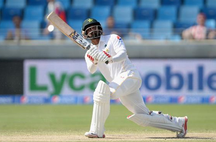 Pakistan openers make Australia toil in first Test