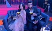 Janhvi and Arjun Kapoor to feature on Koffee With Karan