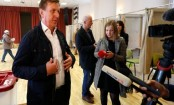 Pro-Russia party ahead in Latvia election